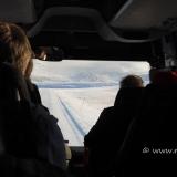 Unterwegs nach Honningsvåg