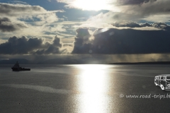 Der Porsangerfjord