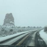 On the Road beim Balanced Rock