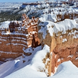 Beim Sunrise Point im Bryce Canyon National Park