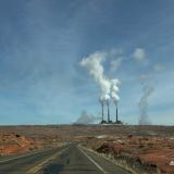 Kohlekraftwerk bei Page