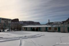 Das verlassene Anasazi Inn