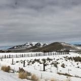 Entlang dem Highway 26 quer durch Oregon