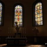 Ein Kirchenbesuch