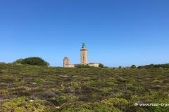 Die Leuchttürme beim Cape Fréhel
