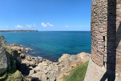 Blick hinüber zum Cape Fréhel