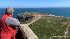 Aussicht vom Phare de Cap Fréhel